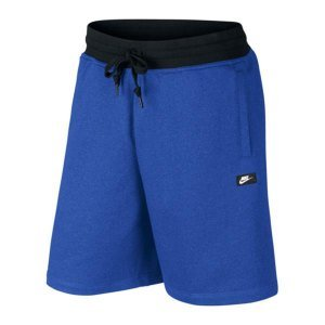 Nike Mens AW77 FT Alumni Shoebox Shorts Game Royal Blue/Black 725240-480 Size Medium (Nike Shoe Storage Box compare prices)