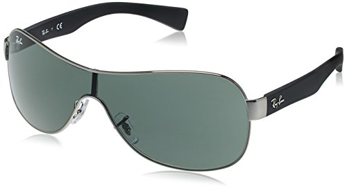 Ray-Ban Aviator Sunglasses (Gunmetal) (0RB3471029/1332)