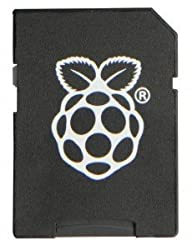 Raspberry Pi 8GB Preloaded (NOOBS) SD Card