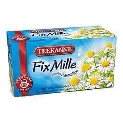 Fix Mille (Chamomile) Tea Bags 50 Tea Bags By Teekanne