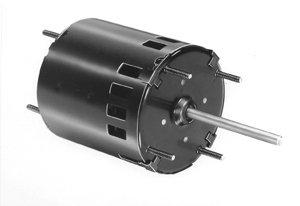 Hvac 3.3 In Motor, 1/30 Hp, 115V, Cw