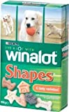 Winalot Dog Biscuit Shapes Crunchy Treats 800g