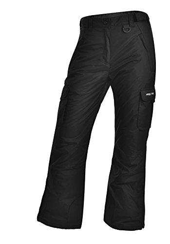 Arctix Women's Classic Cargo Snow Pants, Small,