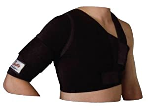 DonJoy Sully Shoulder Support - Black - Large by Donjoy