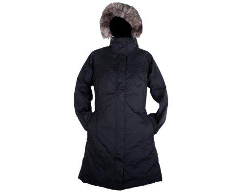 The North Face Arctic Parka Womens Jacket Large Dark Navy Blue