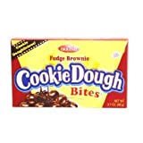#2: Fudge Brownie Cookie Dough Bites 3.1 OZ (88g)