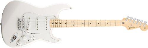 Fender Standard Stratocaster, Maple Fretboard – Arctic White