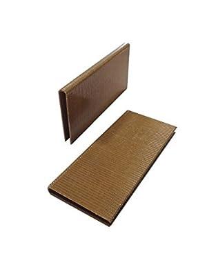 Spot Nails 4811PN Nylon Coated Staples for WS4840W2 Hardwood Flooring Stapler, 5000/Box