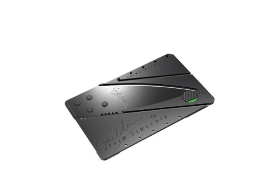 Coltello Cardsharp(c) Credit Card Folding Safety Knife.