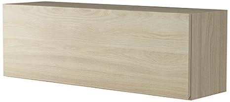 Giessegi 109369O Elemento Appeso Apertura Vasistas, Legno, Olmo, 40 x 120 x 33.6 cm