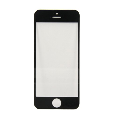 Touch Screen Digitizer Front Glass For Apple Iphone 5 Replacement Assembly Part Black