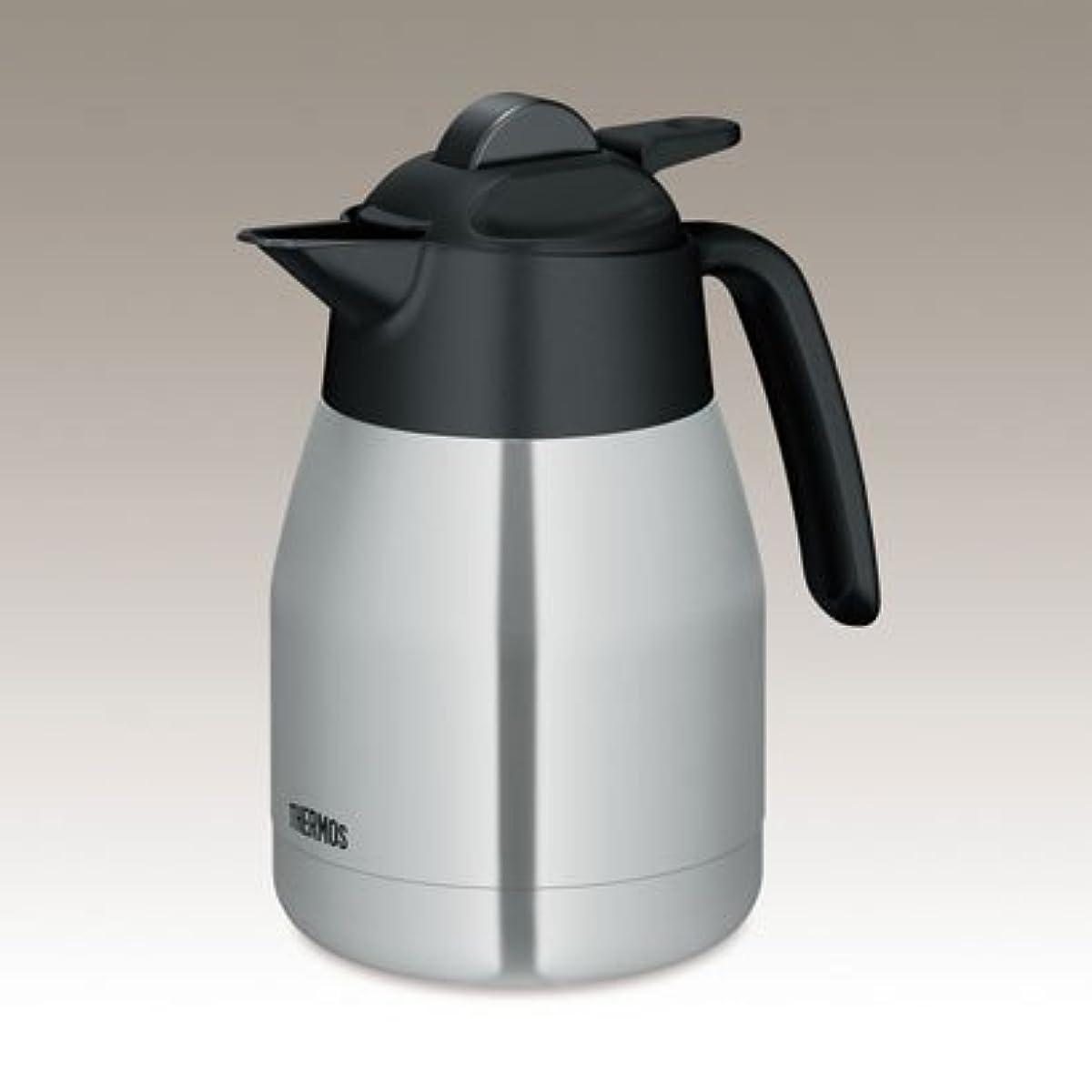THERMOS 커피 메이커 ECH-1000 용진공 단열 포트(중 선 부착) B-004627-