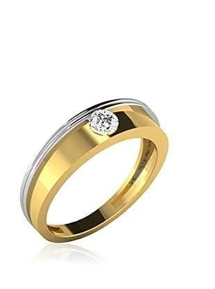 Friendly Diamonds Anillo FDR8535Y (Oro Amarillo)