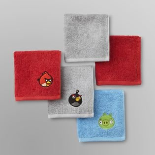 Angry Birds Bedding 2415 front