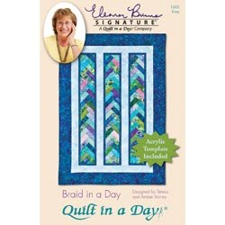 Quilt in a Day Braid in a Day Pattern
