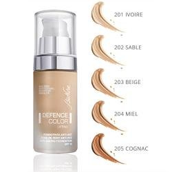 BioNike Defence Color Fondotinta Lifting Spf15 Anti-Age Tonalità 203 Beige 30ml