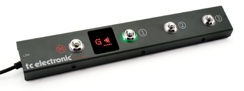 Tc Electronic Rc4 Footswitch For Rh450