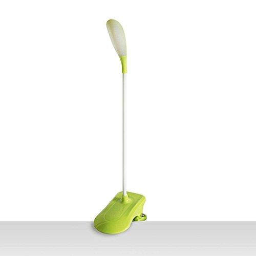 Hmeng-Clip-Tabelle-LED-Lampe-Schreibtisch-Funktion-Lernen-Lichter-von-360-Gratis-Twisted-Lampe-Post-Touch-Sensor-Schalter-Design-mit-USB-Lade-Bedside-Clip-on-Lampe-Green