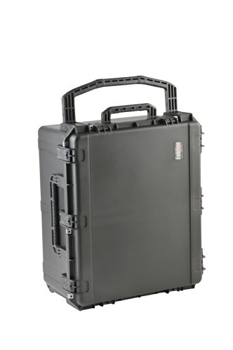Skb 3I-3026-15Be 30 X 26 X 15 Inches Audio Utility Case With Wheels