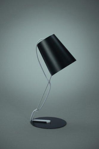 Lampe de table SKIP 1 x 12 W 230 V - noir