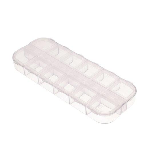 12-vano-scatola-di-custodia-vuota-per-nail-art-scintillio-set-strass-strumenti-del-mestiere