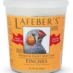 Cheap Lafeber's Premium Daily Diet Pellets for Finches 1 lb. tub (B0002ARF2Y)