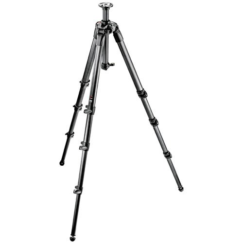 Manfrotto MT057C4 057 Carbon Fiber Tripod 4 Sections