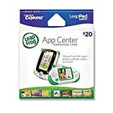 LeapFrog App Center Download Card (works with LeapPad tablets, LeapTV, LeapsterGS, Leapster Explorer and LeapReader)