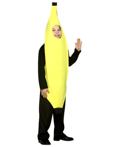 LW Banana Costume - One Size