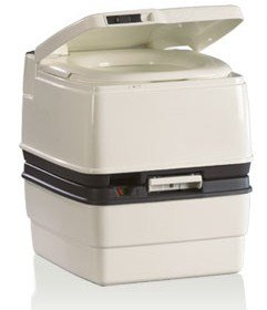 Thetford Porta Potti 465 Electric Flush Portable Toilet