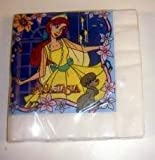 Disney ANASTASIA Party Napkins 12 Factory Sealed Packs (48 Total)