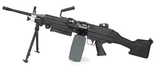 A&K M249 FN Minimi ミニミ Mk-2 AEG 電動ガン 18歳以上
