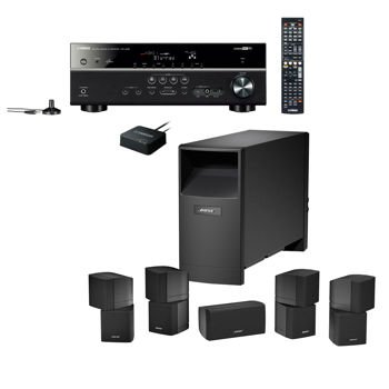 Bose® Acoustimass 10 Home Theater Bundle And Bluetooth® Music Package