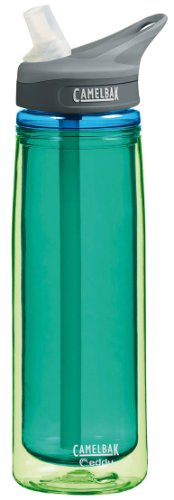 Camelbak Products Eddy Insulated Water Bottle, Jade, 0.6-Liter front-519764