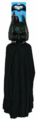 Rubies Costume Co Batman Dark Knight Rises Batman Cape and Mask Set at Gotham City Store