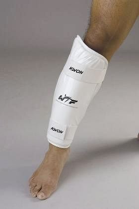 KWON Taekwondo Schienbeinschutz WTF CE S