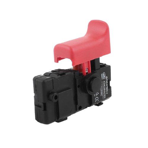 uxcell トリガースイッチ 電動工具用 Bosch 22用 インパクト ドリル ロックオン SPST