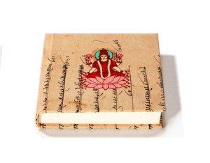 notizbuch-lakshmi-sanskrit