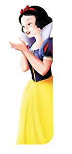 iPhone 4/4s, 5/5s Snow White Decal/Sticker (iPhone 5/5s)