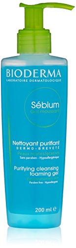 Bioderma Sebium Gel Moussant Nettoyant Purifiant 200ml