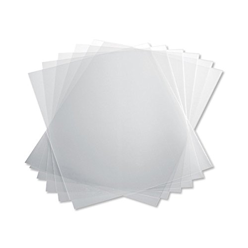 TruBind 7 Mil 8-1/2 x 11 Inches PVC Binding Covers - Pack of 100, Clear (CVR-07ASN) (Binder Cover compare prices)