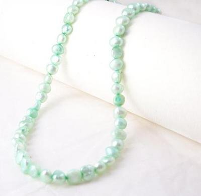Modern Freshwater Pearl Necklace, 16