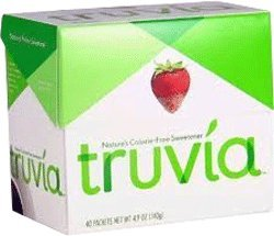 TruviaTM Sweetener 40ct carton (013600000912)