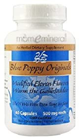Modified Eleven Flavors 60 Capsules by Blue Poppy
