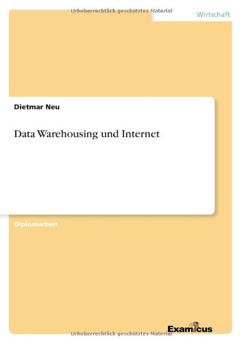 Data Warehousing Und Internet (German Edition)