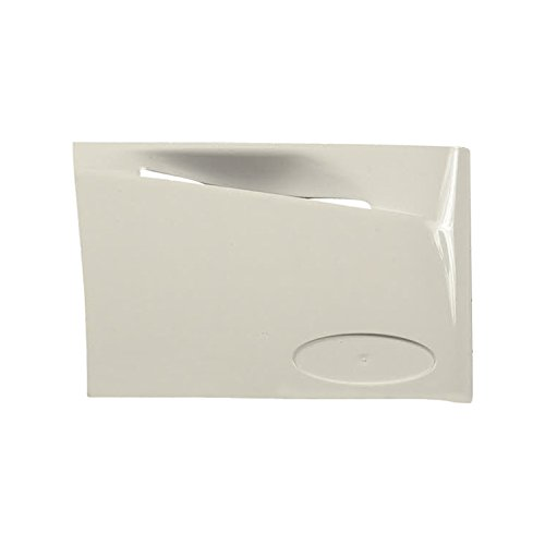 Whirlpool Part Number W10192973: Handle, Assembly (Includes Badge) (Whirlpool Badge compare prices)