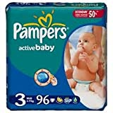 Pampers Giga Pack Midi '96