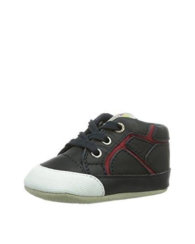 Geox Sneaker B Ian [Blu Navy/Rosso]