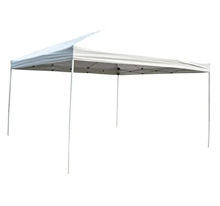 Outsunny 13' x 13' Easy Pop Up Canopy Party Tent - Light Gray at Sears.com