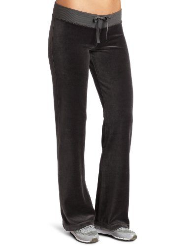 Pink Lotus Velour Pant - Women's